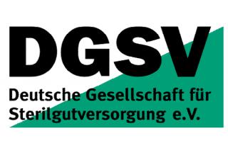 Deutsche Gesellschaft für Sterilgutversorgung e. V. - Logo