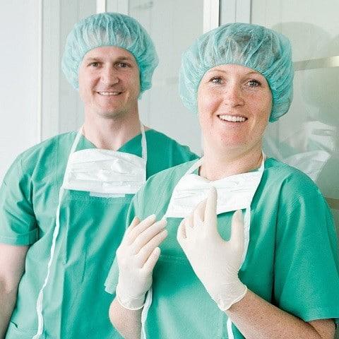 Sterile Einmalinstrumente