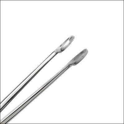 Nadelhalter mit Schere